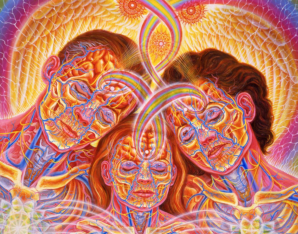 Alex Grey - Familia